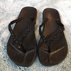 Shoes - Black summer sandals